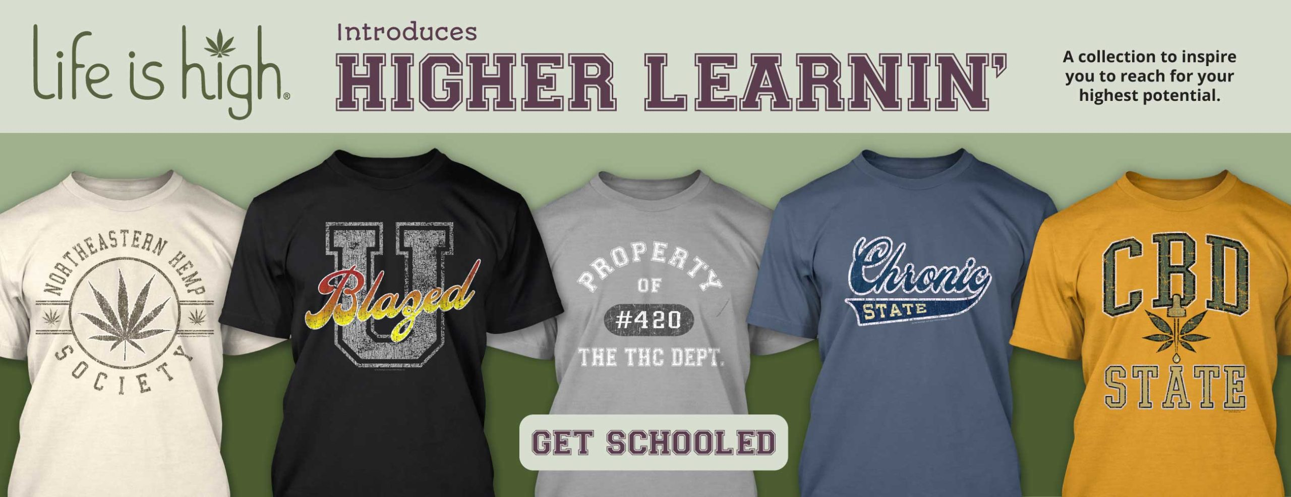 Higher Learnin'